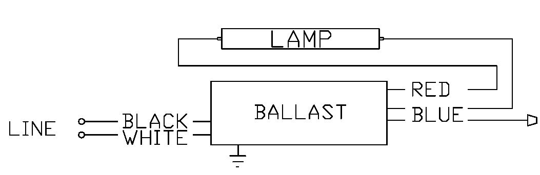 t8 ballast wiring diagram parallel get free image about wiring diagram